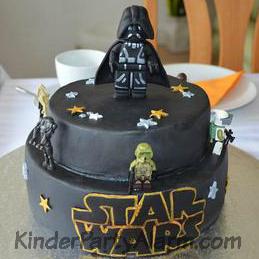 Star Wars Kindergeburtstag