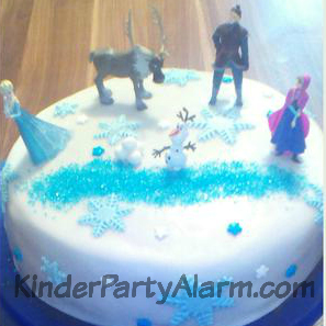 Kindergeburtstag Kuchen