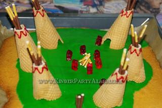 Indianer Kuchen