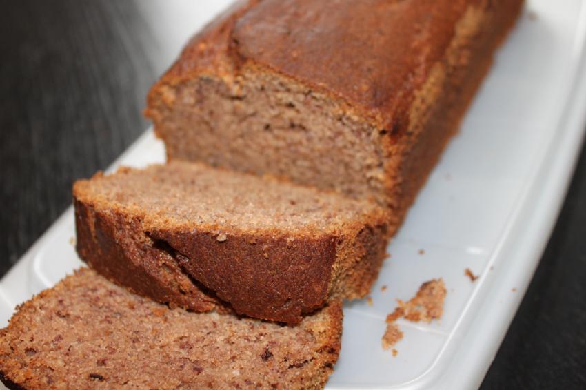 Rezept SchokoladenBananen Kuchen ohne Zucker glutenfrei