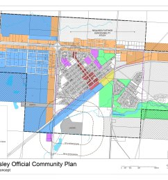 the plan is designed to be user friendly and compliant with the requirements of the planning and development act 2007and the statements of provincial  [ 2500 x 1618 Pixel ]
