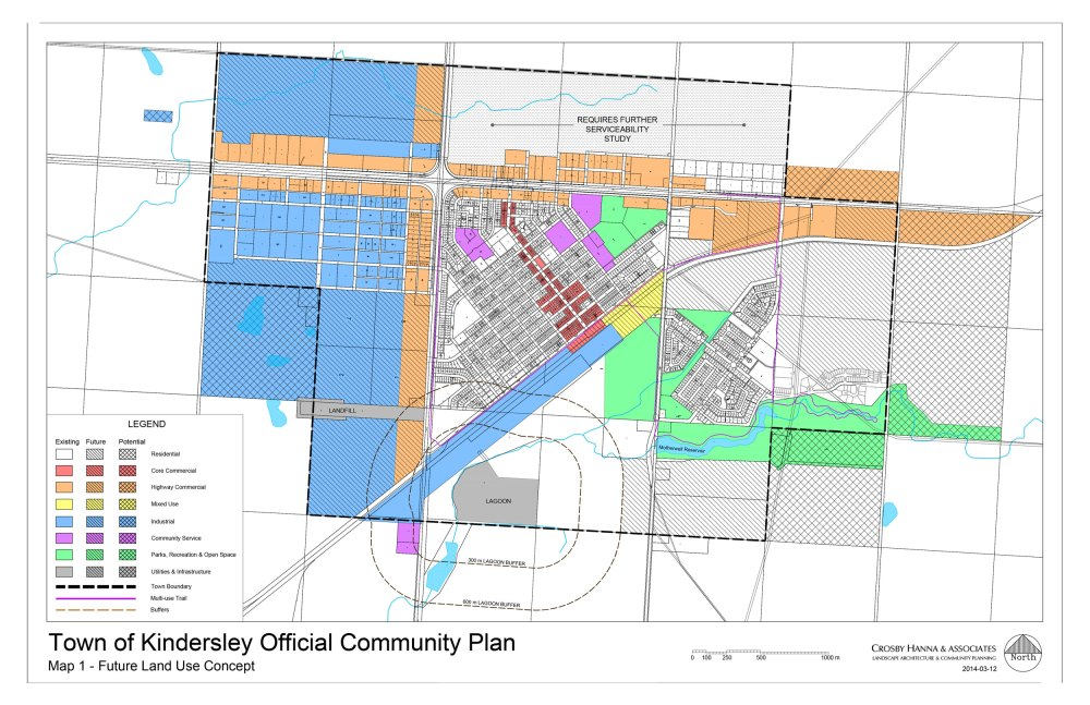medium resolution of the plan is designed to be user friendly and compliant with the requirements of the planning and development act 2007and the statements of provincial