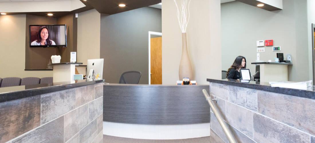 kinder smiles dentist office -your firstvisit