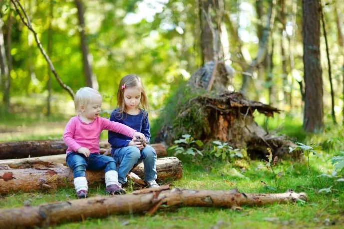 Waldspiele  KinderspieleWeltde