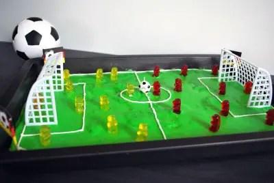 Kindergeburtstag Fuball  KinderspieleWeltde
