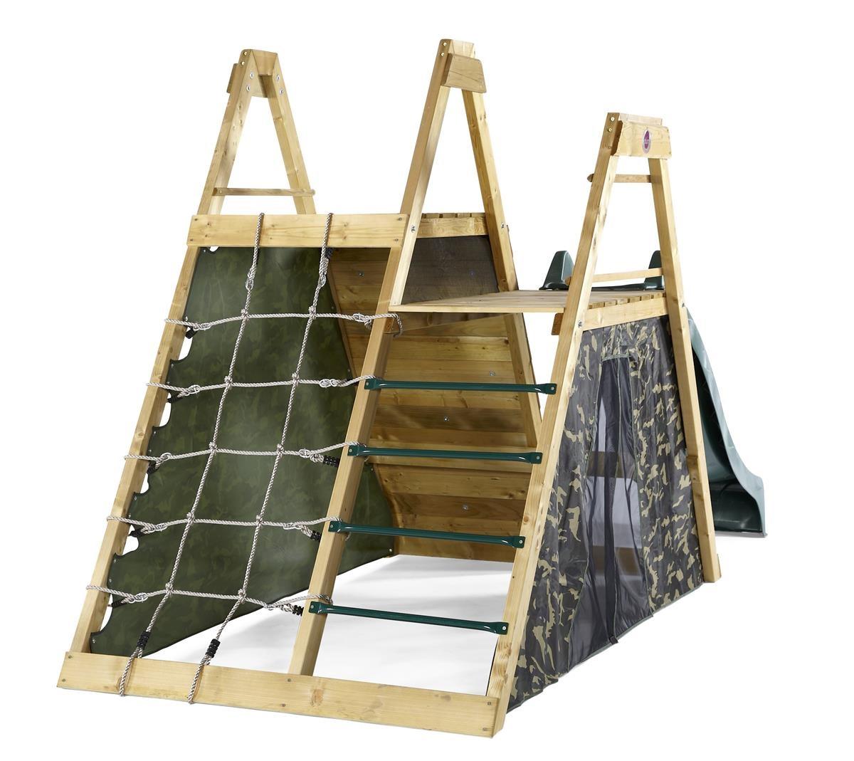 Klettergerüst Pyramide : Kletterpyramide klettergerüst spielturm kletterturm pyramide
