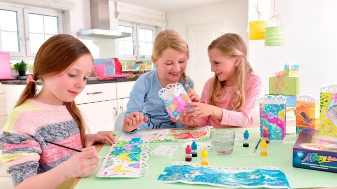 Spiele zum kennenlernen kindergeburtstag