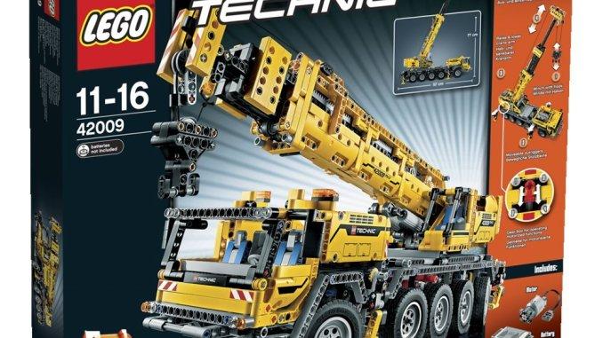 Lego Technik Mobiler Schwerlastkran Kinderspielmagazin Das