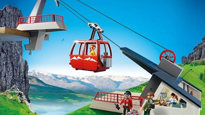 playmobil bergwelt  kinderspielmagazin  das magazin für