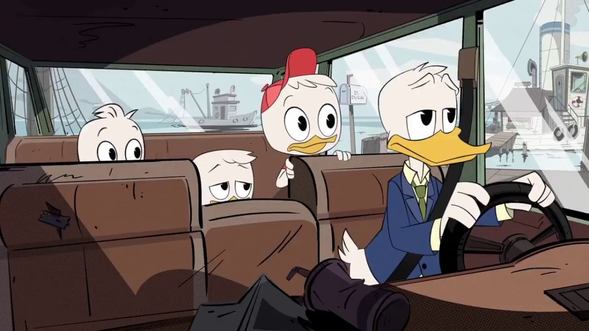 SING MIT MARK FORSTER DEN DUCKTALES SONG!