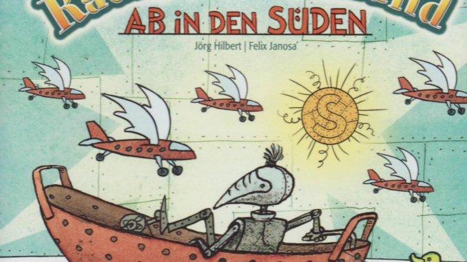 Radio Schrottland Ab In Den Süden Kinderspielmagazin Das
