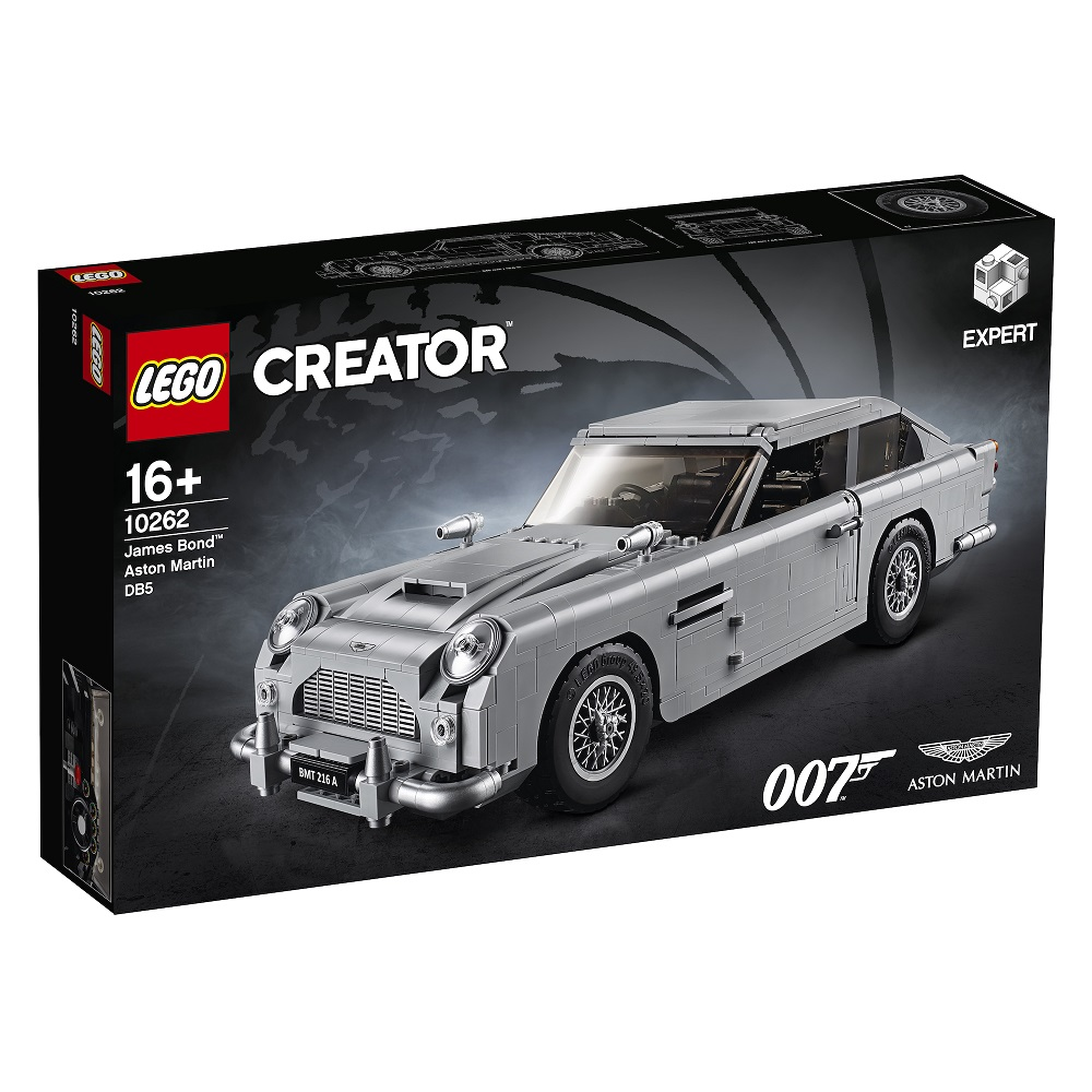 LEGO CREATOR EXPERT JAMES BOND™ ASTON MARTIN