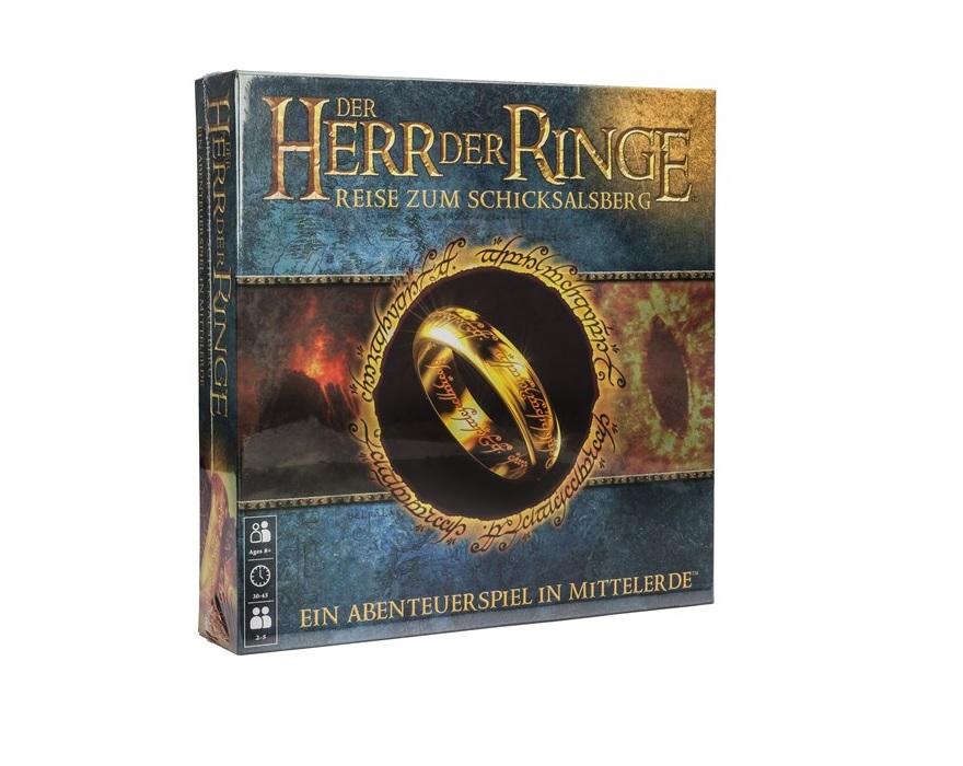 Herr der Ringe – Die Reise zum Schicksalsberg