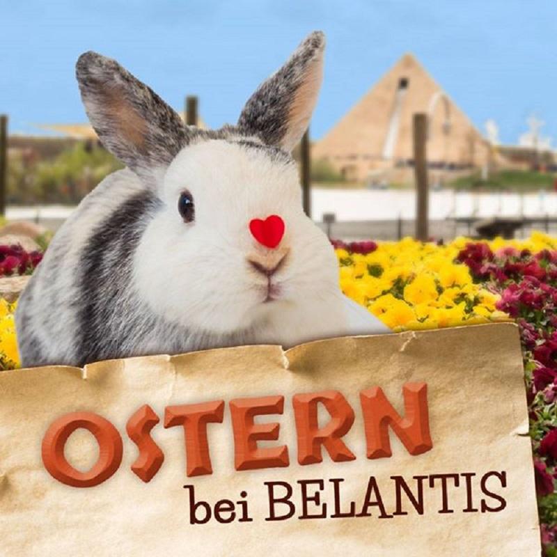 Ostern bei BELANTIS: Suche nach goldenen Eiern