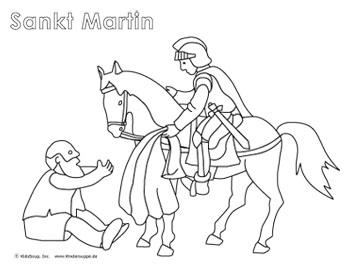 St Martin Malvorlagen Coloring and Malvorlagan