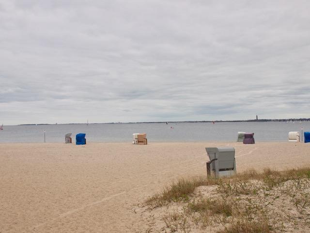 Strand in Strande