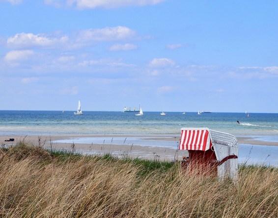 ruhiges Plätzchen - Strand von Stein