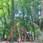 Schaukeln Spielplatz Schrevenpark