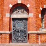 Eingangstür Leuchtturm Holtenau