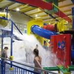 Wasserspiele (c) Ferienzentrum Schloss Dankern