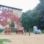 Rutsch-Klettergerüst und Kletterwürfel - Spielplatz Schützenplatz in Kiel