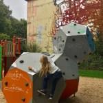 Kletterwürfel - Spielplatz Schützenplatz in Kiel