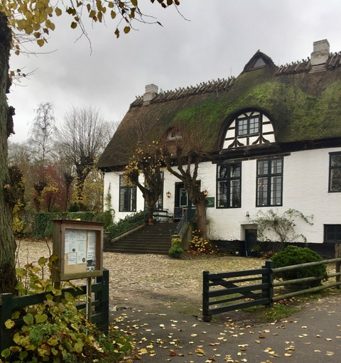 Lindauhof -Cafe Lindauhof - Landarzthaus