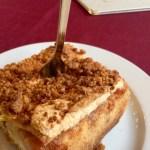 Apfelkuchen Lindauhof - Cafe Lindauhof - Landarzthaus