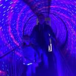 Museum der Illusionen - im Tunnel