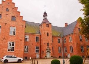 Schloss Hagen - Frontansicht