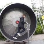 Hamsterrad - Universe Dänemark - Wissenschafts- und Erlebnispark