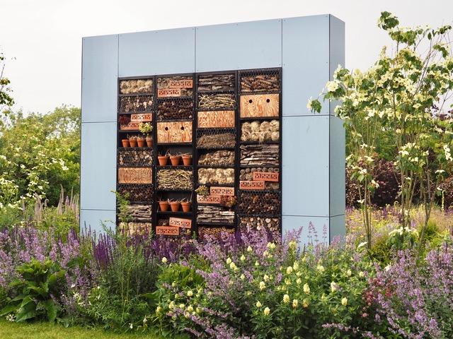 Insektenhotel - Universe Dänemark - Wissenschafts- und Erlebnispark
