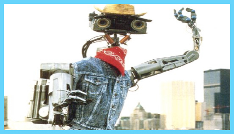 johnny five is alive