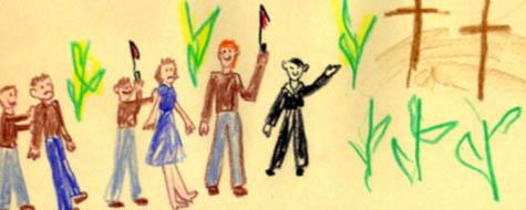 malachai children of the corn killer kids