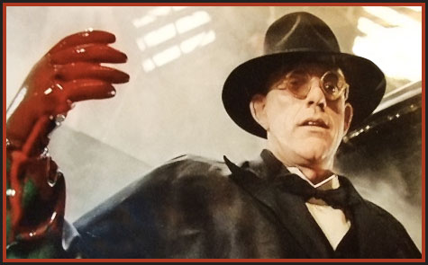 Traumafessions Reader George N On Who Framed Roger Rabbit S Judge Doom