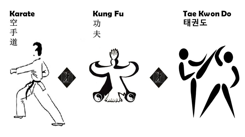Taekwondo: Karate Vs Taekwondo