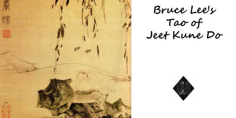 Bruce Lees Tao Of Jeet Kune Do Kindie Kung Fu
