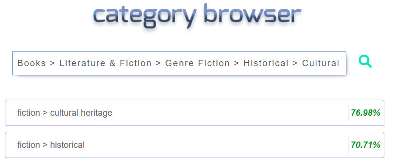kdp browsing categories