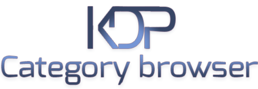KDP category browser