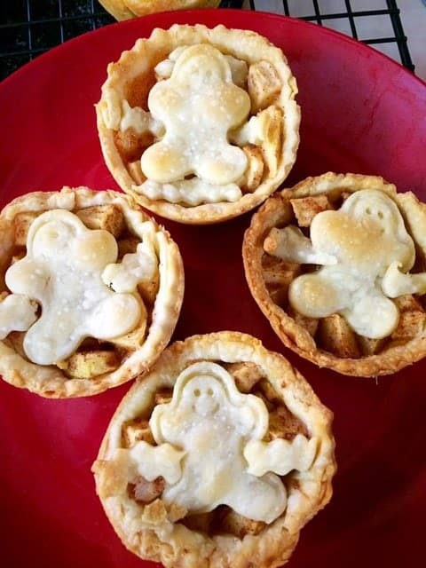 Homemade Mini Apple Pies