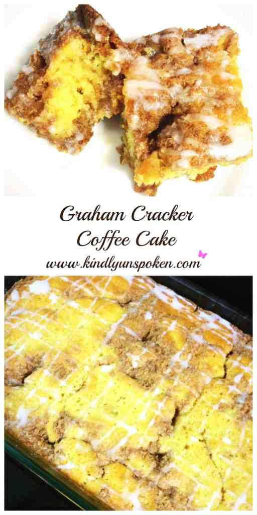 Graham Cracker Coffee Cake1