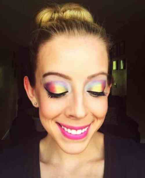 Kindly Unspoken Rainbow Eyeshadow