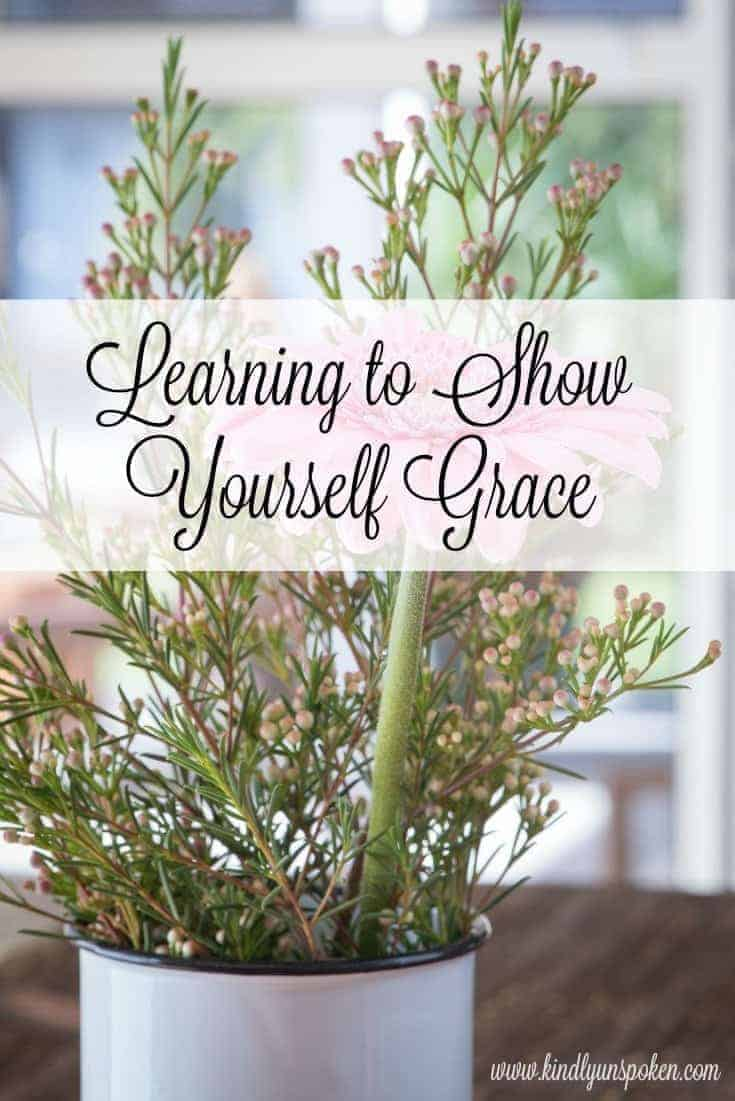 Learning to Show Yourself Grace