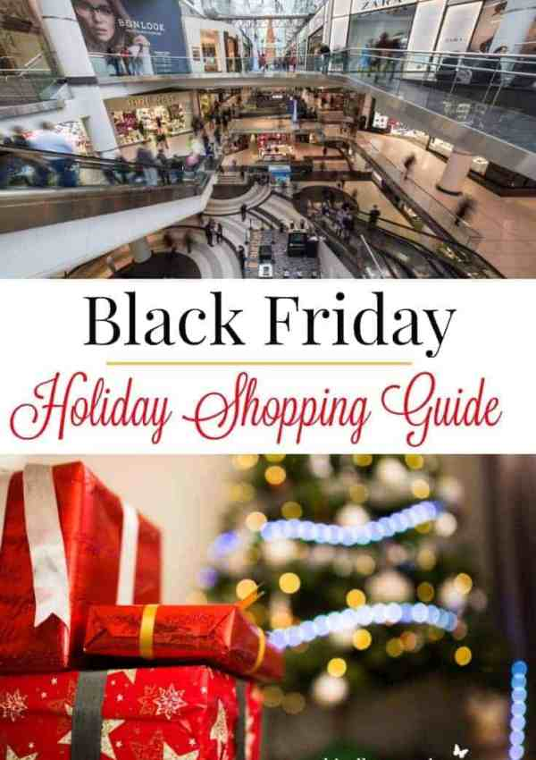 Black Friday & Holiday Shopping Guide-Tips to Avoid Overspending + How to Find the Best Deals
