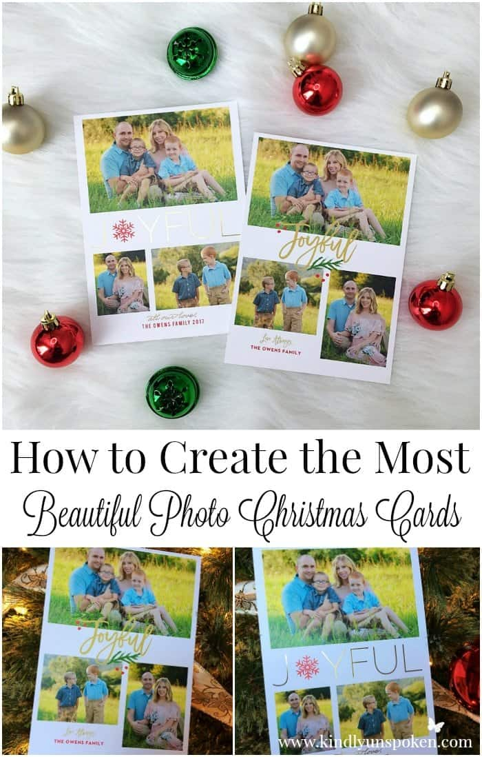 How to Create the Most Beautiful Photo Christmas Cards This Year ...