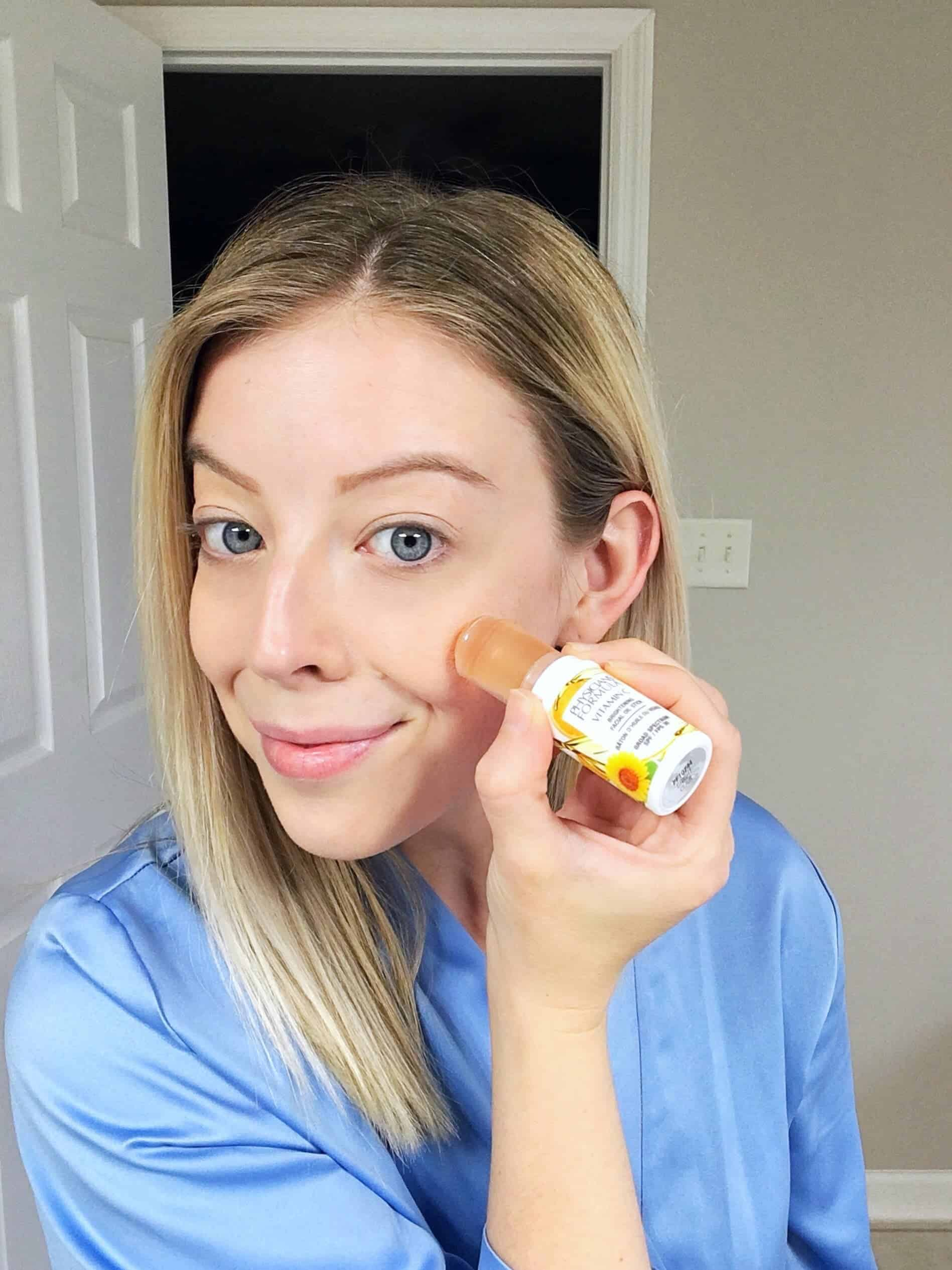 Getting beautiful, glowing skin at home is easier than you think! Today I'm sharing 6 tips for healthy glowing skin and my favorite products for brightening, moisturizing, and enhancing the skin's natural beauty and glow.