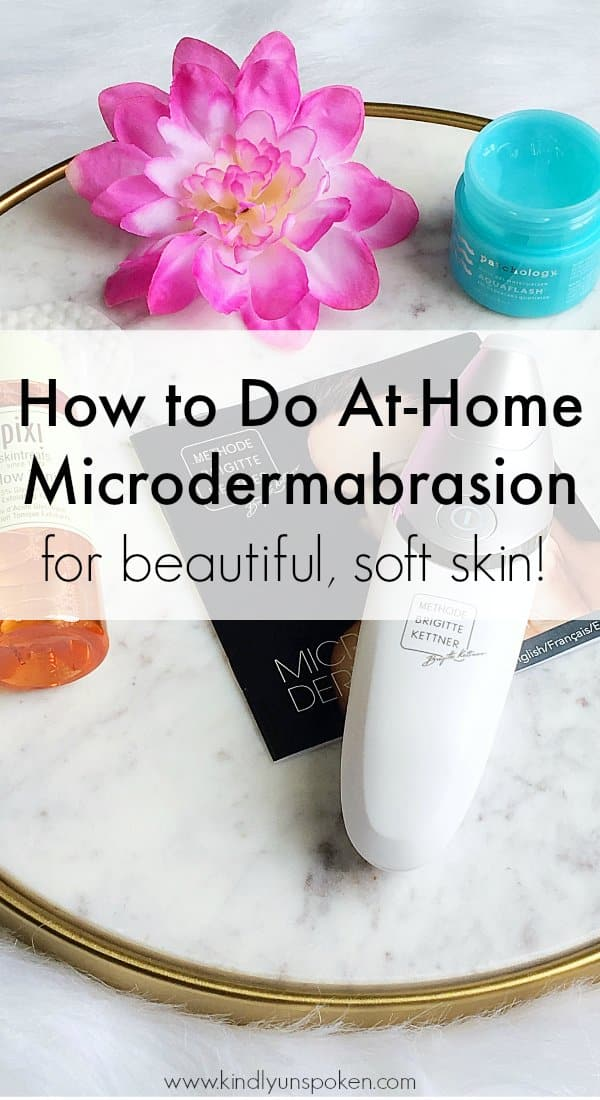 Curious about microdermabrasion? Today I'm sharing what microdermabrasion is and the tremendous benefits for the skin. I'm also sharing a step-by-step guide on how to do at-home microdermabrasion and the best affordable kit from MBK skincare that will help you get smooth and gorgeous-looking skin at a fraction of a dermatologist's price! #sponsored #mbkskincare #skincare #microdermabrasion #skincaretips #skincaretutorial