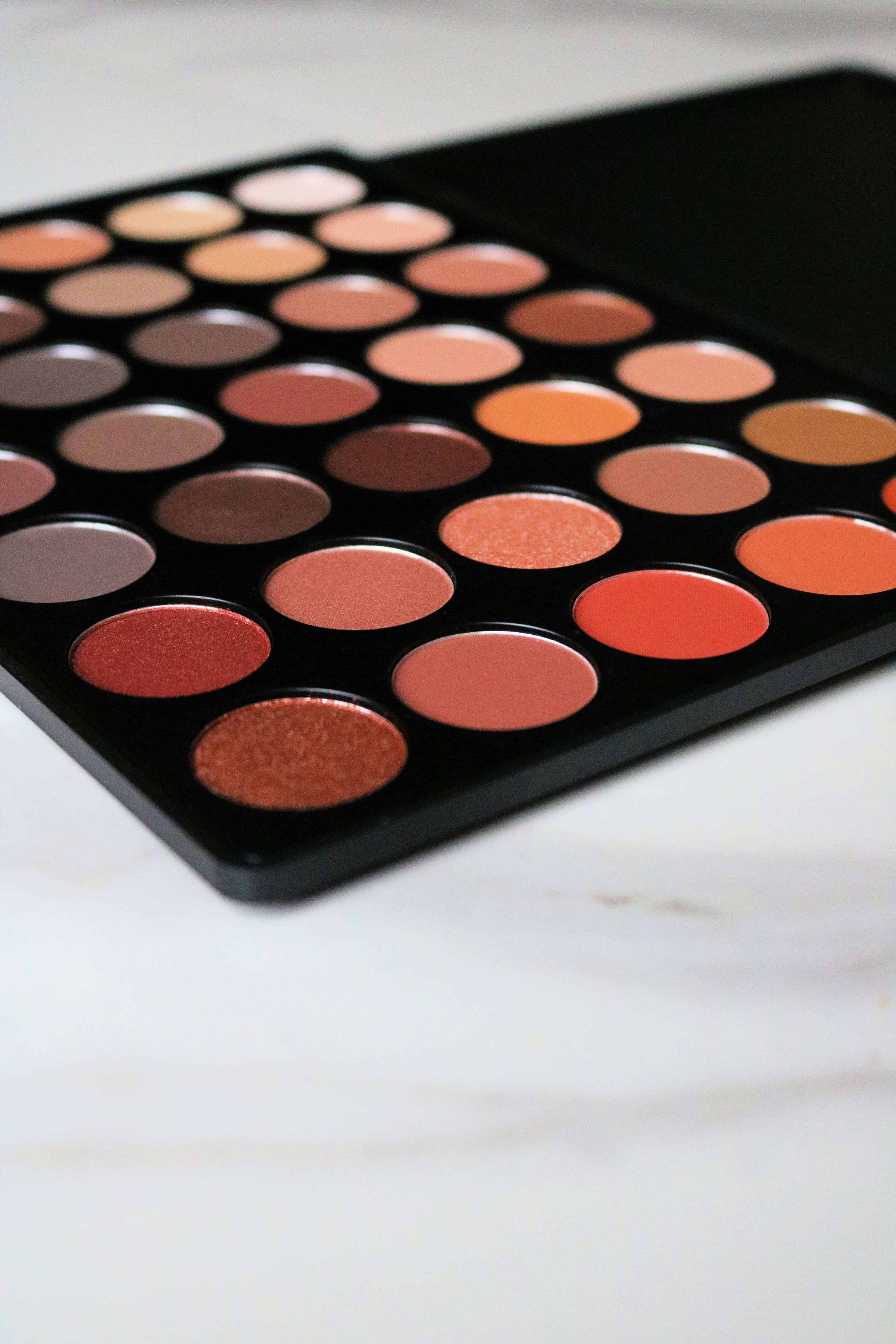 Morphe 350 Nature Glow Eyeshadow Palette Review Kindly