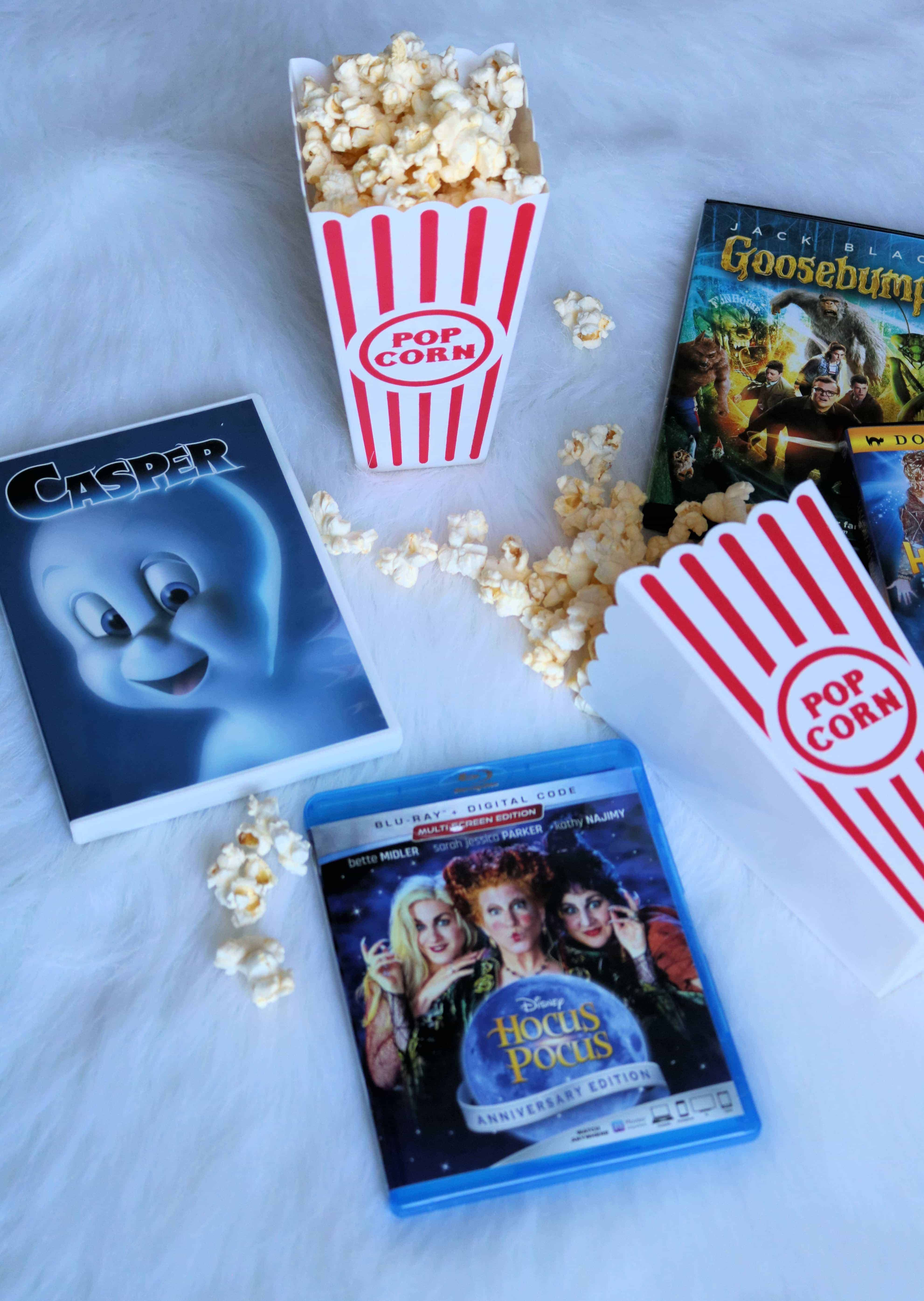 If you're looking for the perfect list of kid-friendly Halloween movies to watch, then look no further! From classic favorites to animated halloween movies all ages will love, here are 30 of the Best Halloween Movies for Kids and Families!#halloweenmovies #halloween