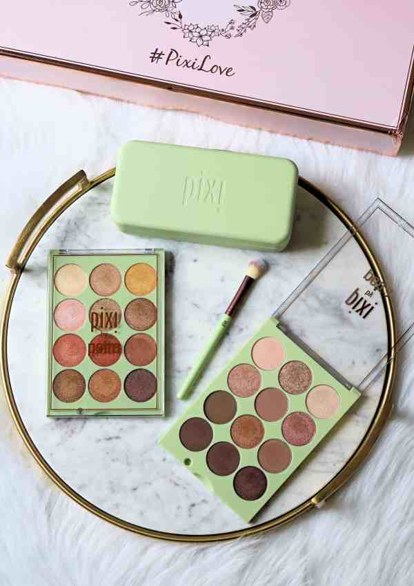 Pixi Eyeshadow Review – Eye Reflection Palettes